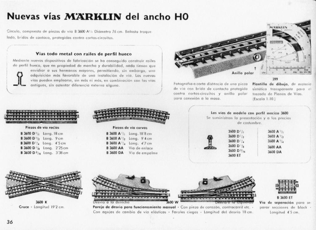 Voies Märklin anciennes et voie VB Trois rails - Page 2 00913