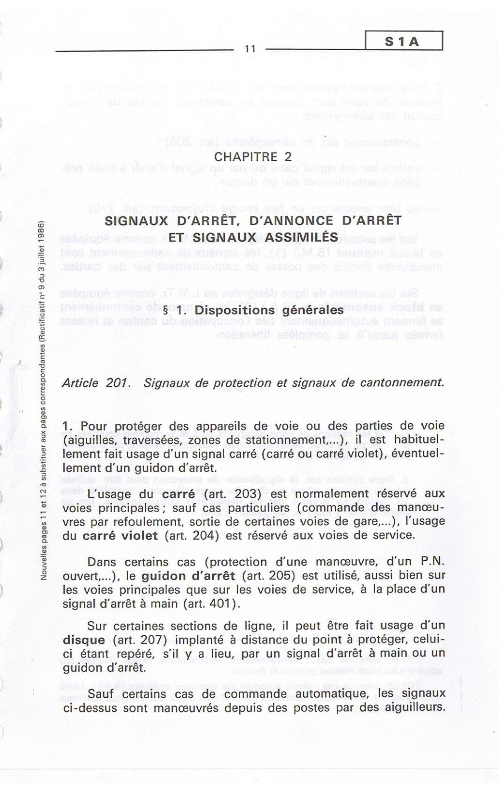 Signalisation SNCF 01110