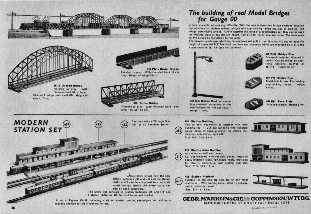 Voies Märklin anciennes et voie VB Trois rails - Page 2 01112