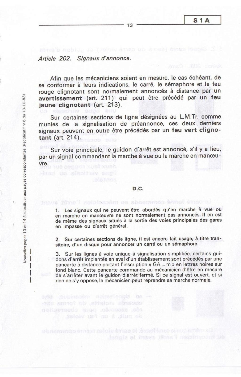 Signalisation SNCF 01310