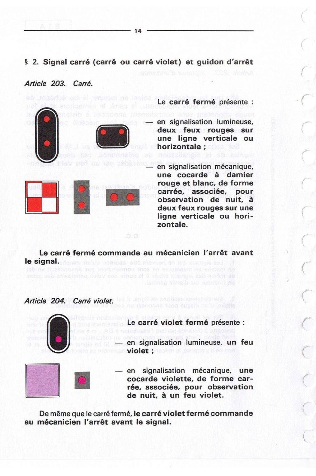 Signalisation SNCF 01410