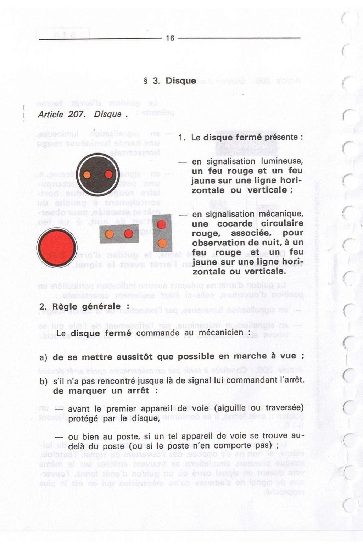 Signalisation SNCF 01610