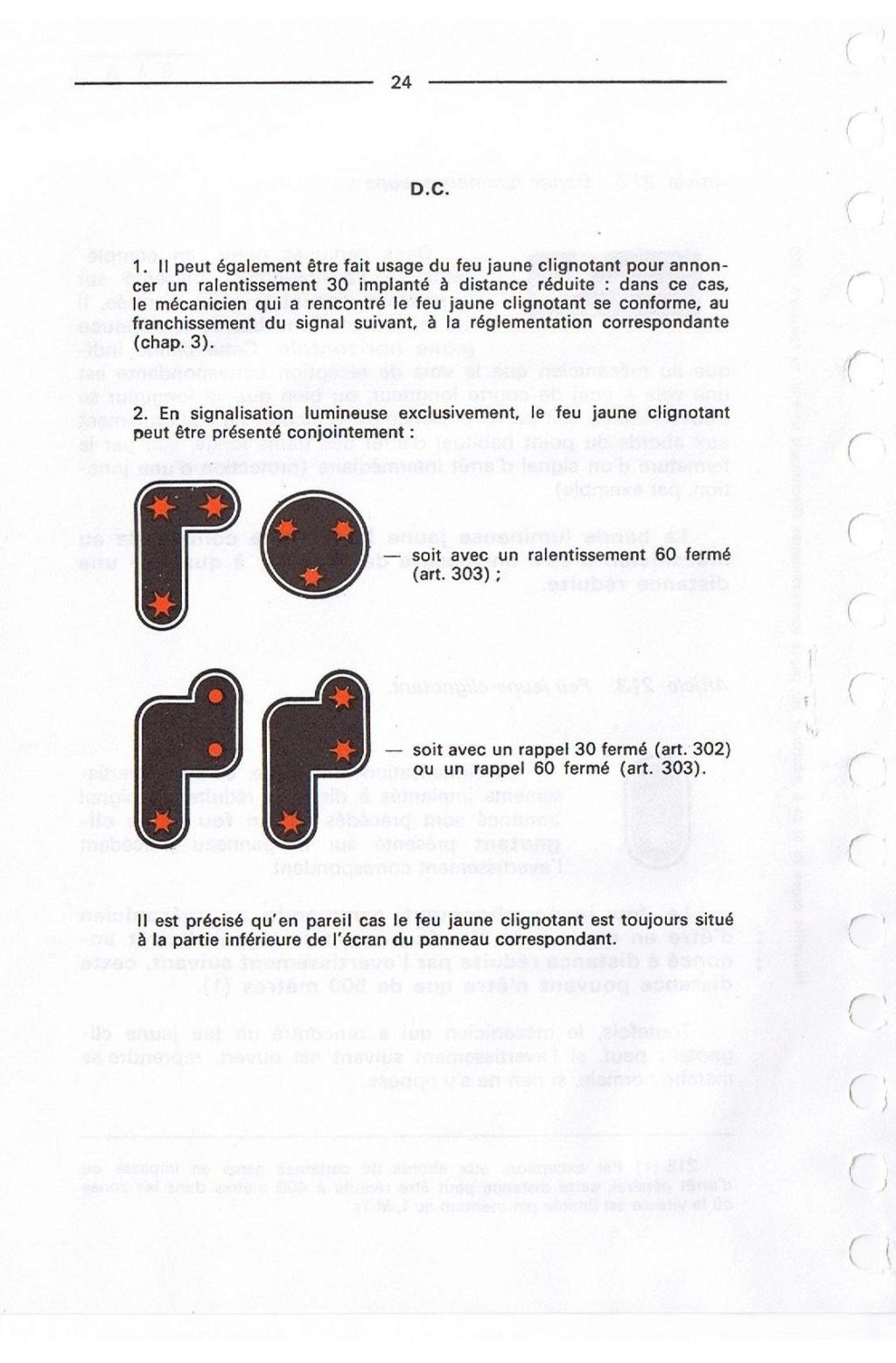Signalisation SNCF 02410