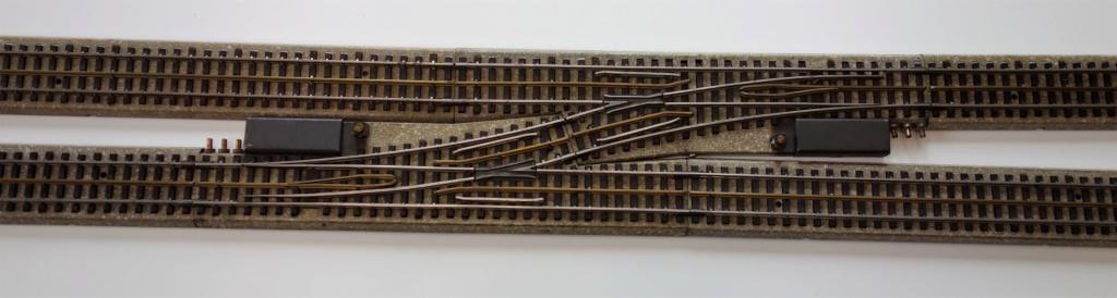 Voies Märklin anciennes et voie VB Trois rails - Page 3 Dsc01524