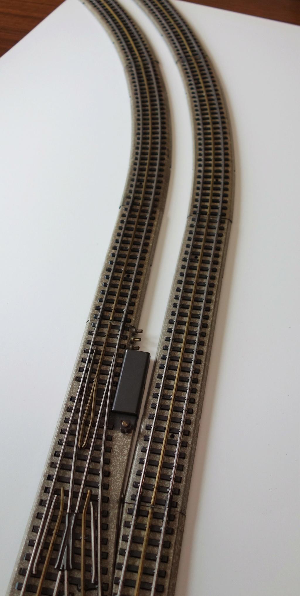 Voies Märklin anciennes et voie VB Trois rails - Page 3 Dsc01528
