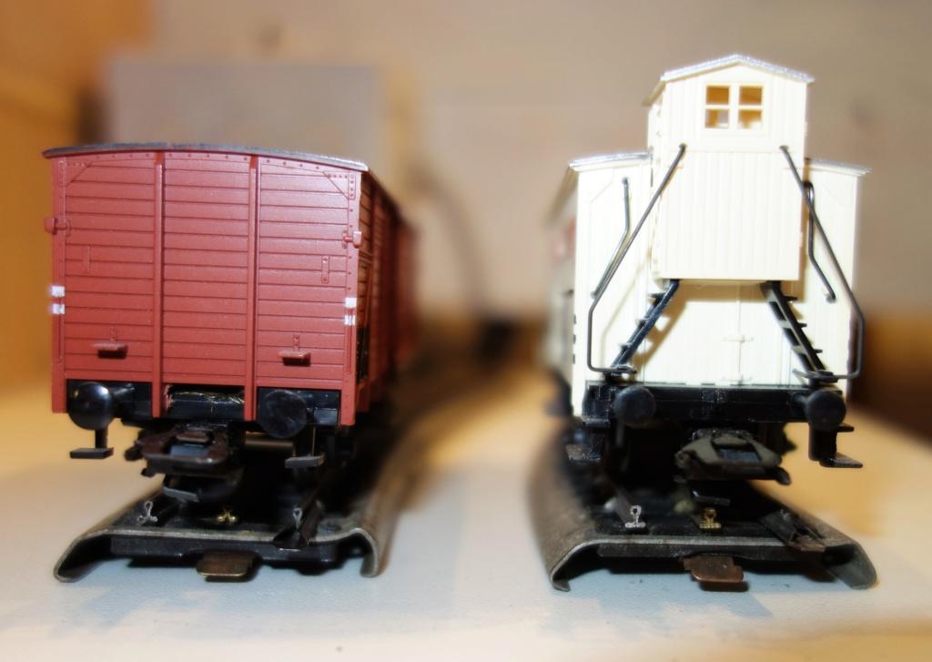 Voies Märklin anciennes et voie VB Trois rails - Page 4 Dsc01539