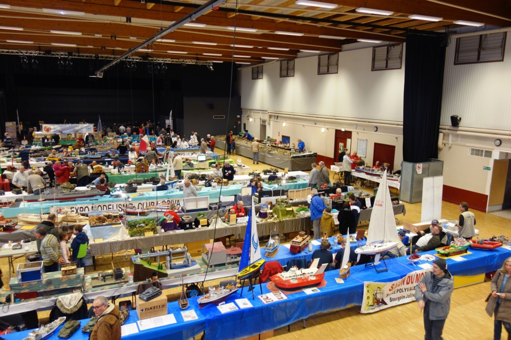 Expo modélisme Bourgoin-Jallieu 29 Février et 1° Mars 2020 Dsc02272