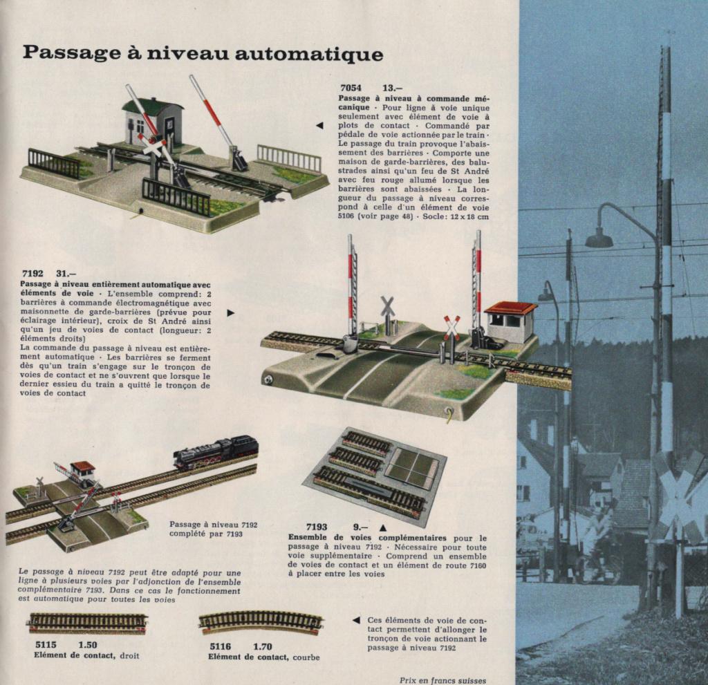 Voies Märklin anciennes et voie VB Trois rails - Page 12 Epson104