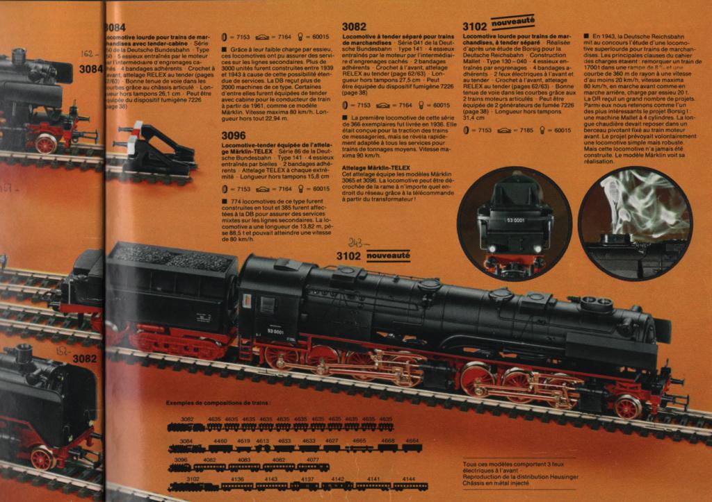 Voies Märklin anciennes et voie VB Trois rails - Page 18 Epson184