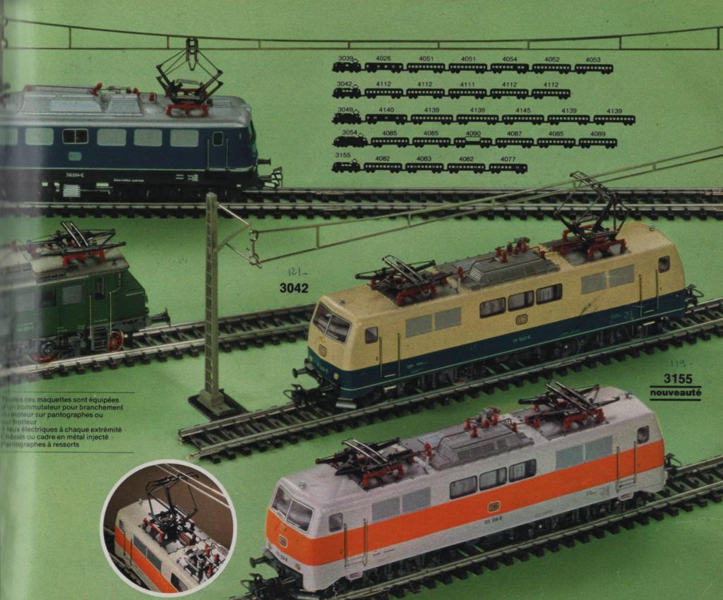 Voies Märklin anciennes et voie VB Trois rails - Page 18 Epson185