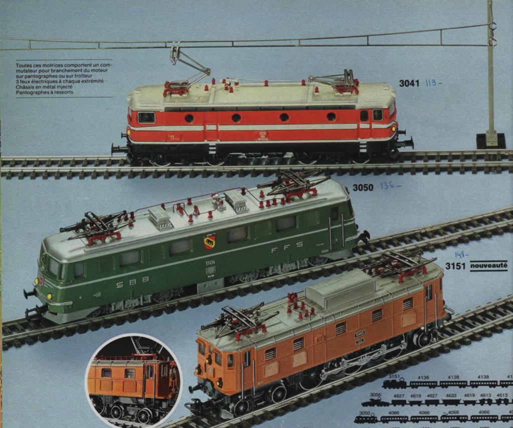 Voies Märklin anciennes et voie VB Trois rails - Page 18 Epson186