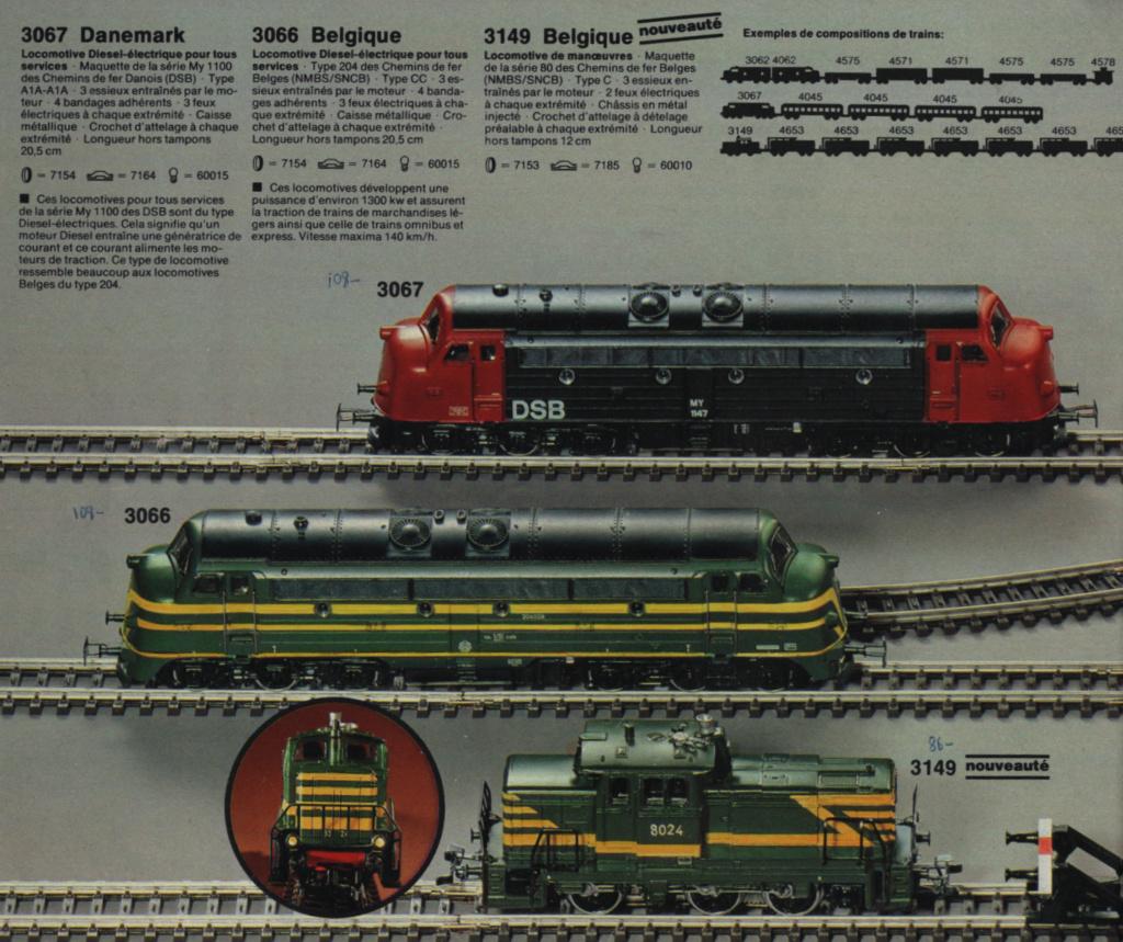 Voies Märklin anciennes et voie VB Trois rails - Page 18 Epson187