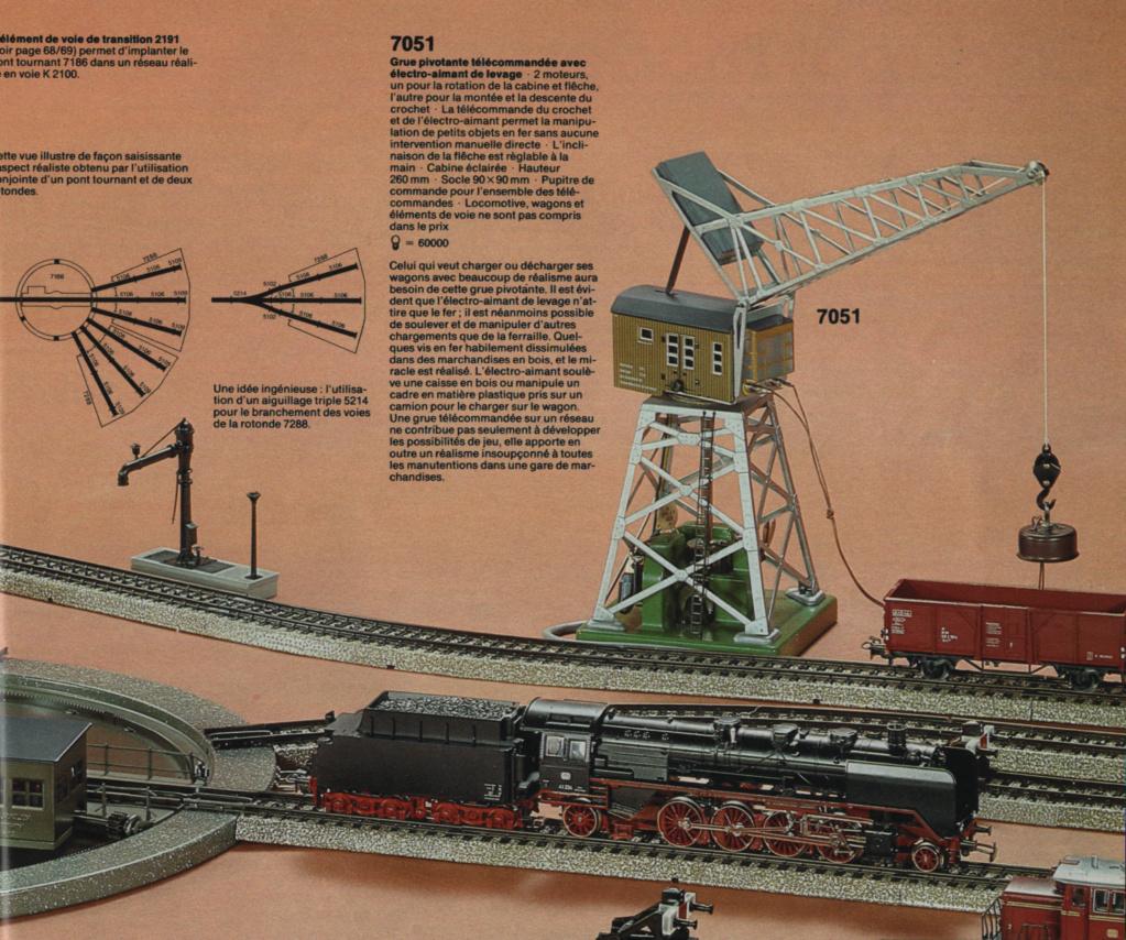 Voies Märklin anciennes et voie VB Trois rails - Page 18 Epson188