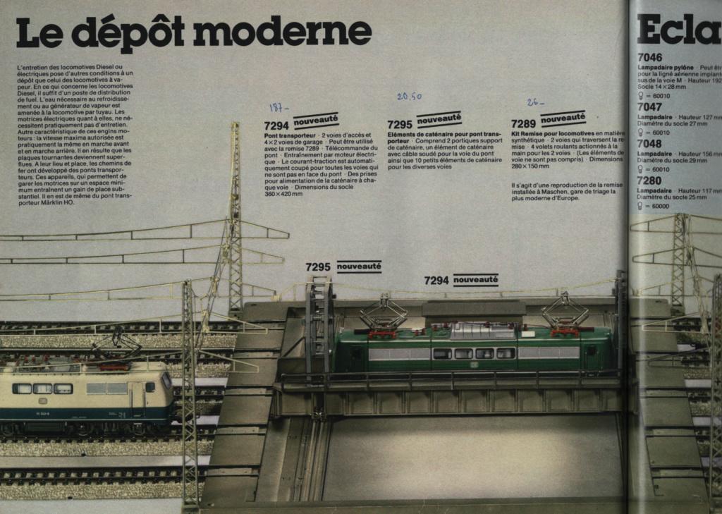 Voies Märklin anciennes et voie VB Trois rails - Page 18 Epson192