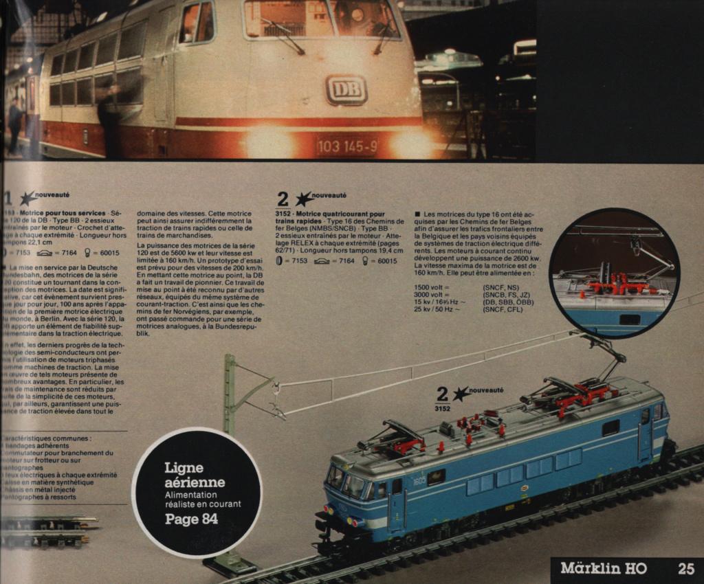Voies Märklin anciennes et voie VB Trois rails - Page 18 Epson196