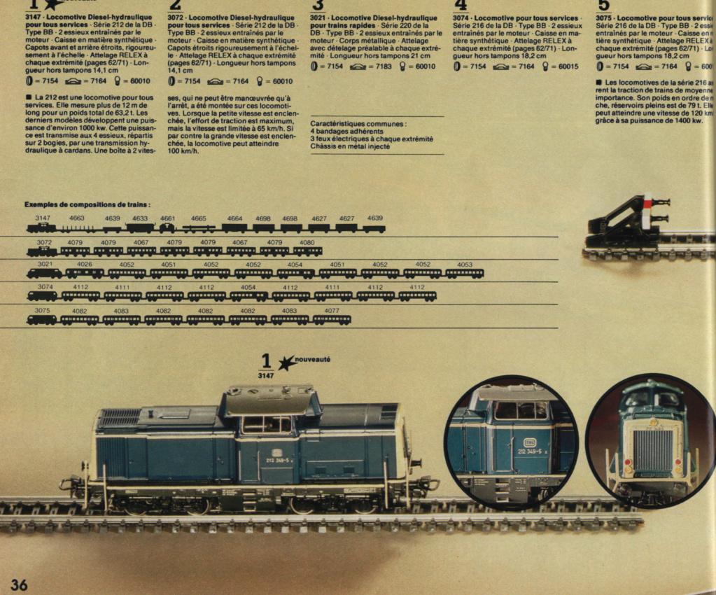 Voies Märklin anciennes et voie VB Trois rails - Page 18 Epson197