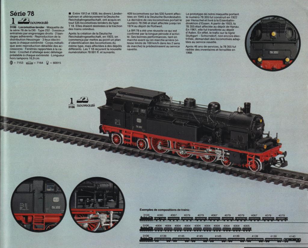 Voies Märklin anciennes et voie VB Trois rails - Page 18 Epson198