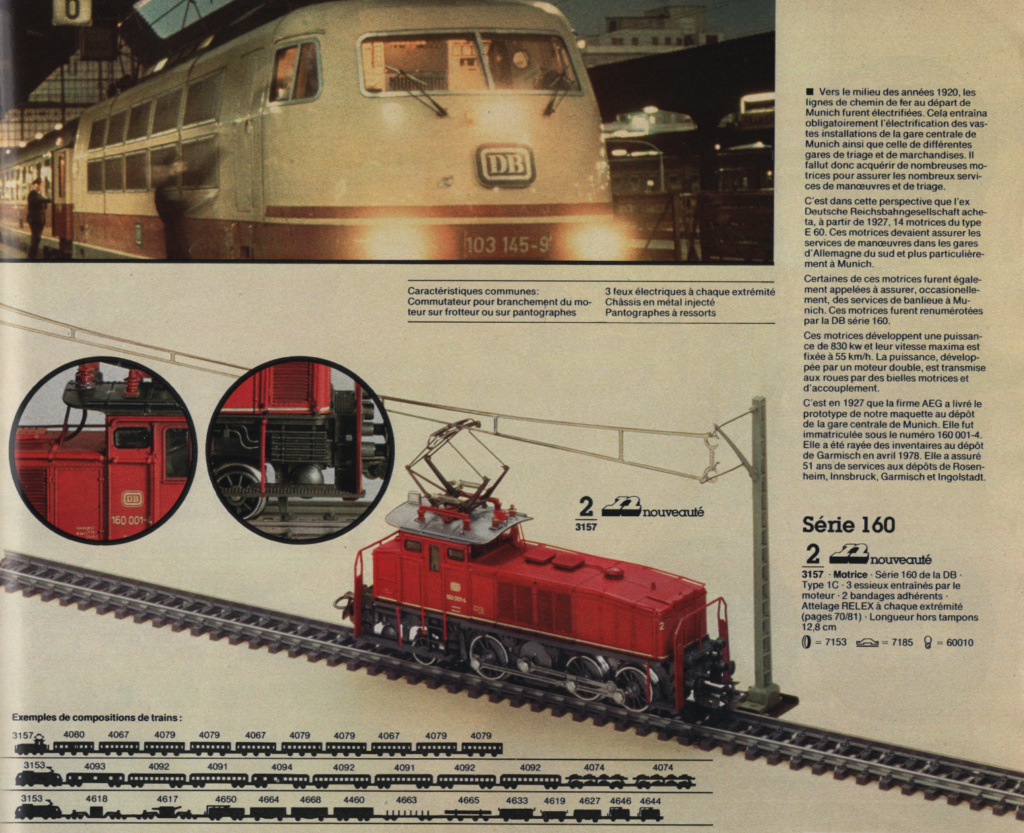 Voies Märklin anciennes et voie VB Trois rails - Page 18 Epson199
