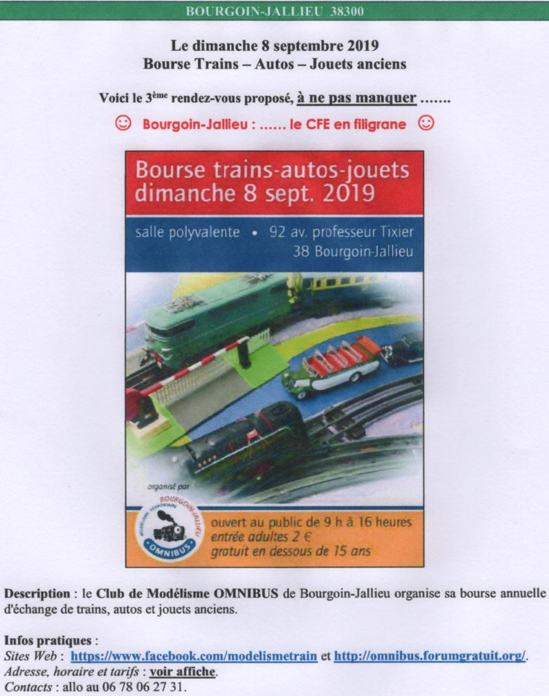Bourse d'échanges de Bourgoin Jallieu le Dimanche 8 Septembre 2019 Epson205