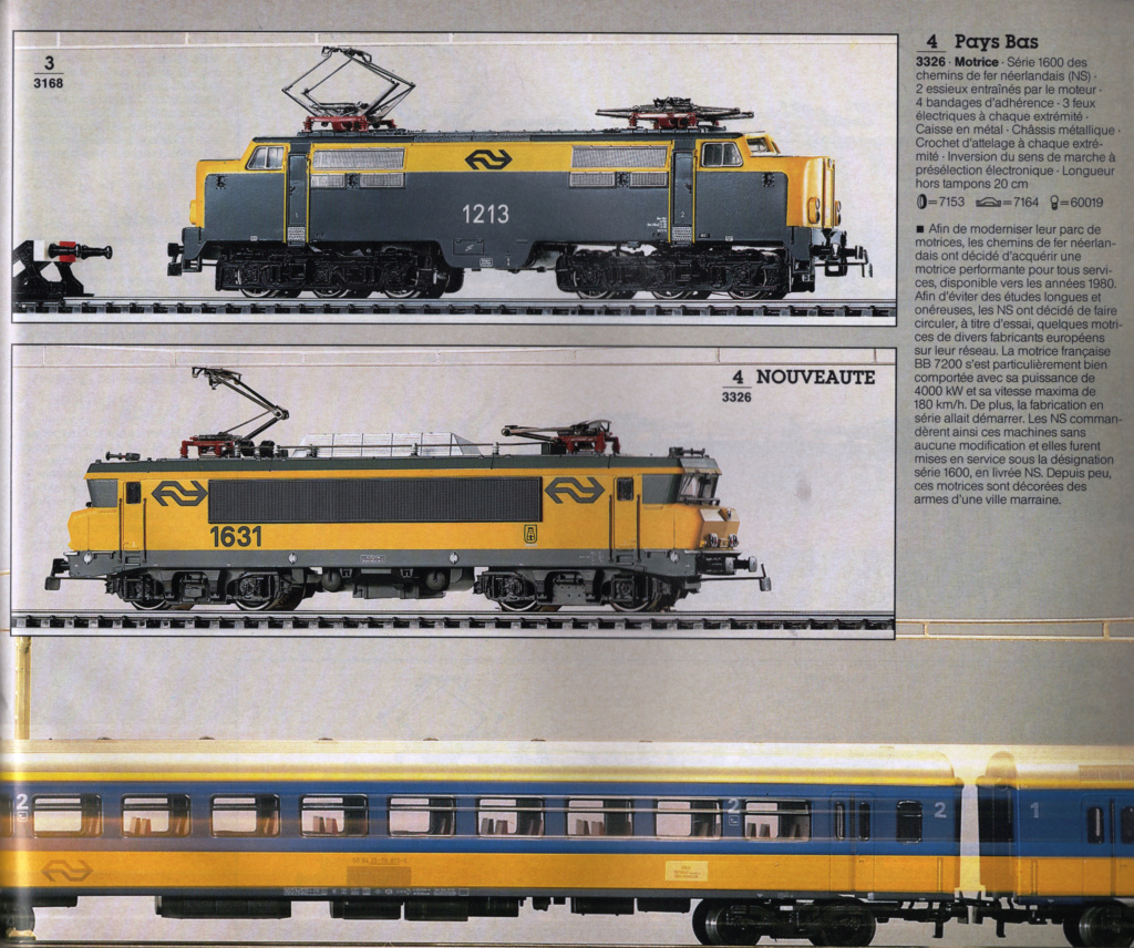 Voies Märklin anciennes et voie VB Trois rails - Page 20 Epson241