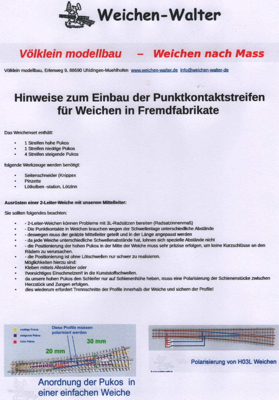 Voie Völlklein Modellbau - Page 2 Epson247