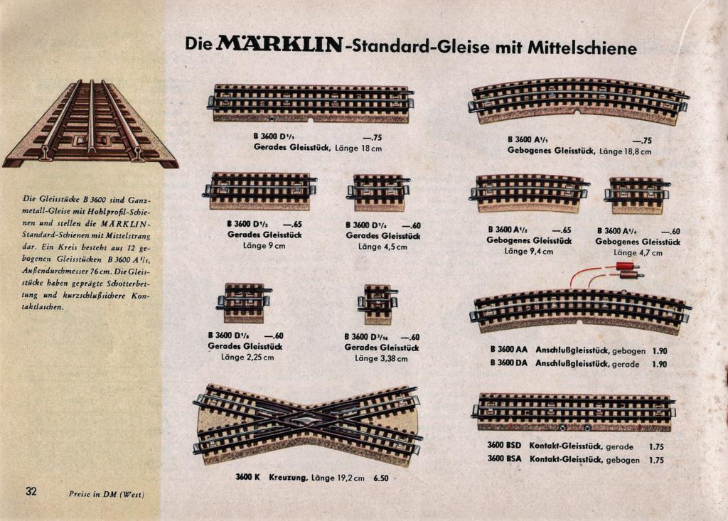 Voies Märklin anciennes et voie VB Trois rails - Page 5 Epson_16