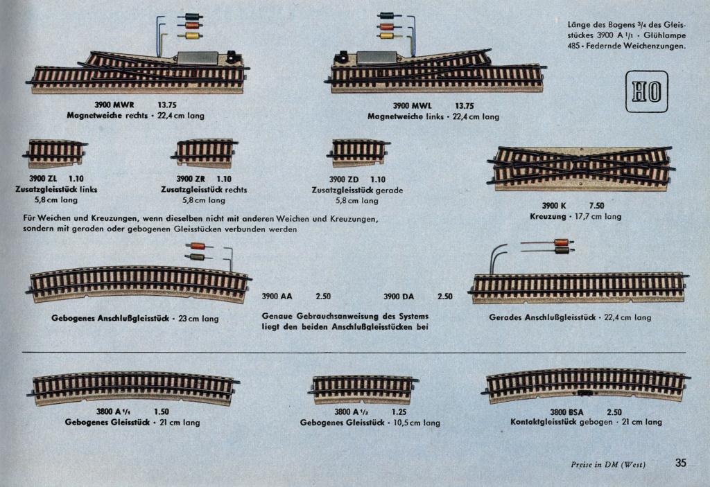 Voies Märklin anciennes et voie VB Trois rails - Page 5 Epson_18