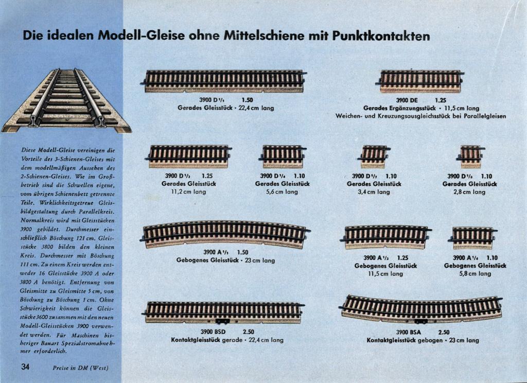Voies Märklin anciennes et voie VB Trois rails - Page 5 Epson_19