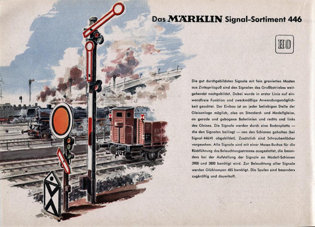 Voies Märklin anciennes et voie VB Trois rails - Page 5 Epson_22