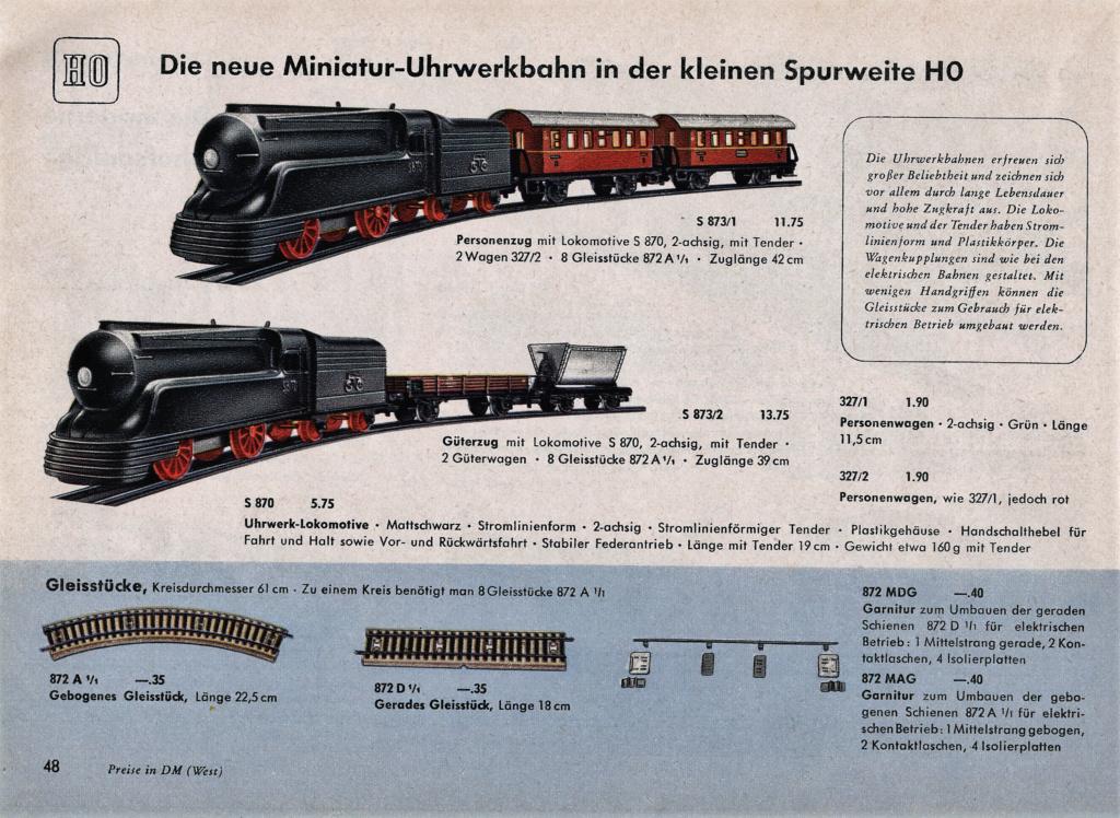 Voies Märklin anciennes et voie VB Trois rails - Page 5 Epson_24