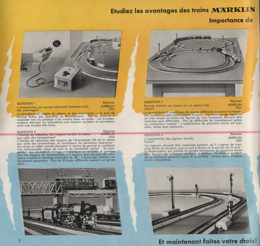Voies Märklin anciennes et voie VB Trois rails - Page 8 Epson_50