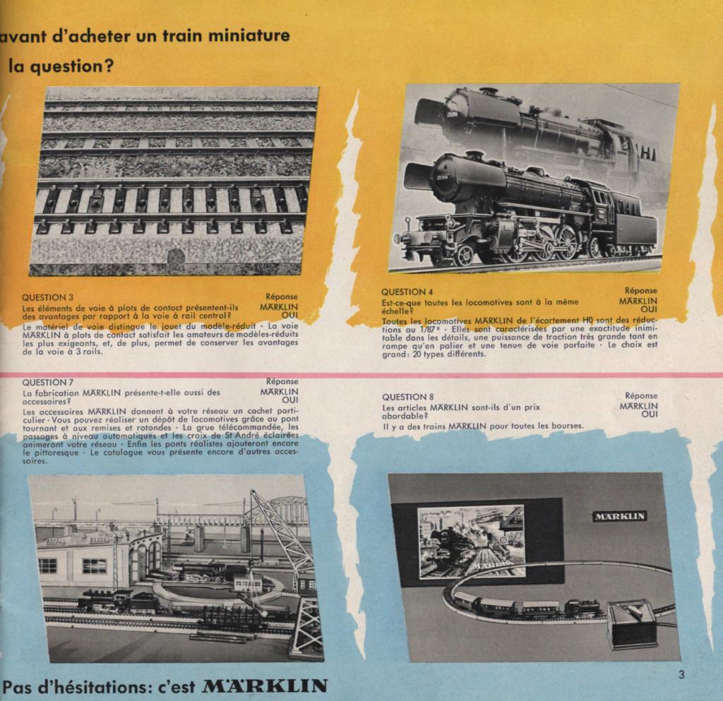 Voies Märklin anciennes et voie VB Trois rails - Page 8 Epson_51