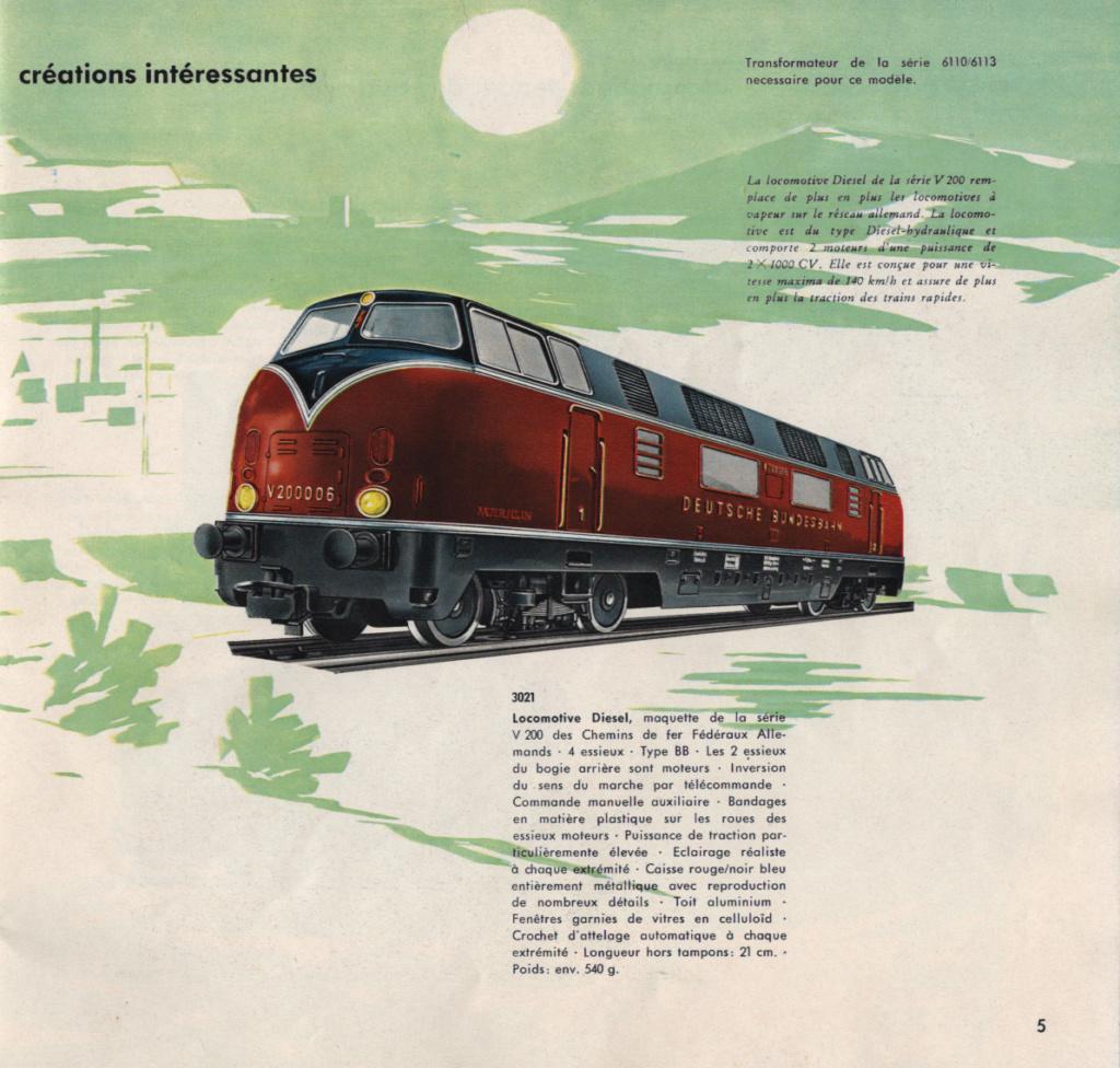 Voies Märklin anciennes et voie VB Trois rails - Page 8 Epson_52