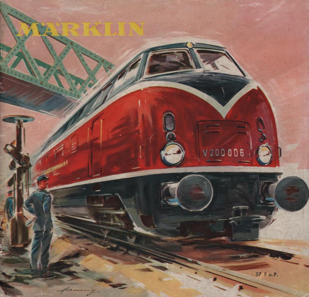 Voies Märklin anciennes et voie VB Trois rails - Page 8 Epson_53