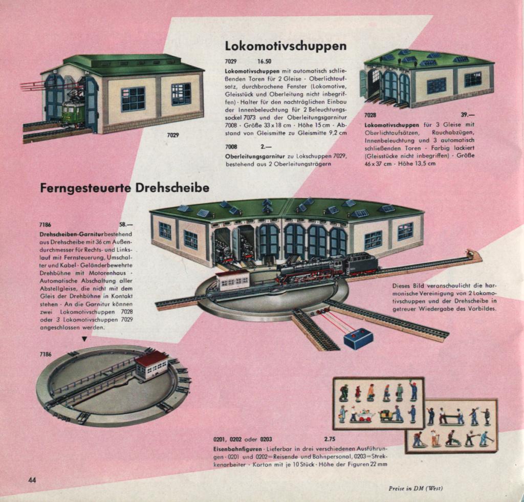 Voies Märklin anciennes et voie VB Trois rails - Page 8 Epson_59