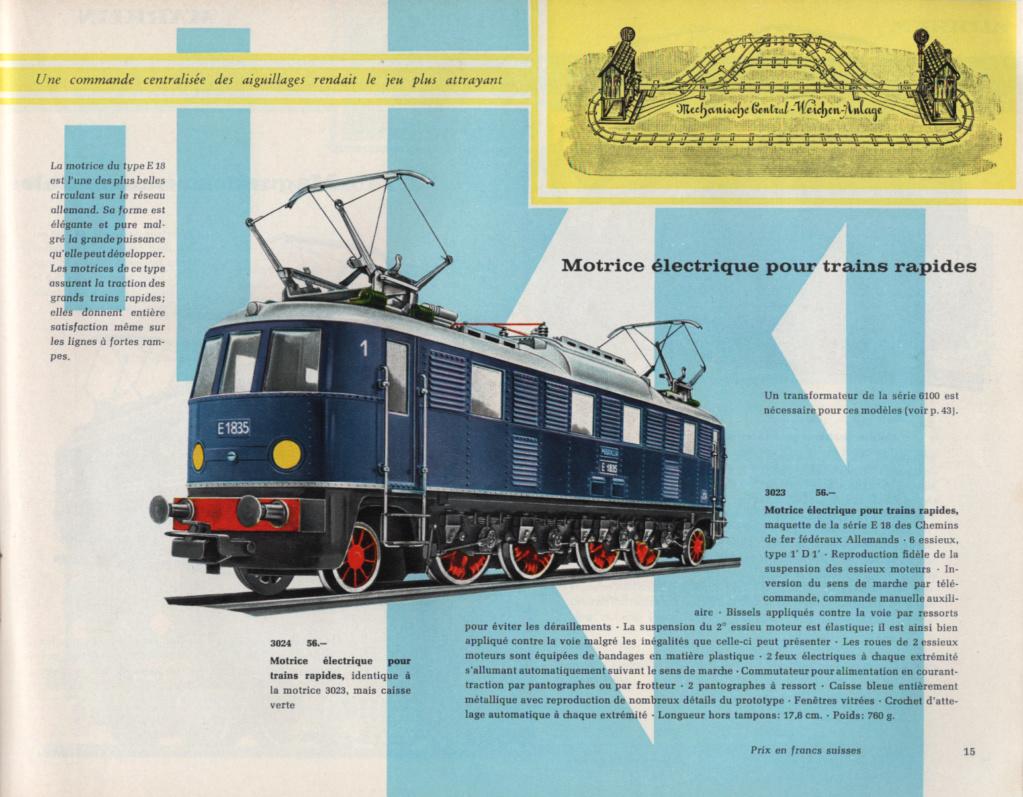 Voies Märklin anciennes et voie VB Trois rails - Page 8 Epson_62