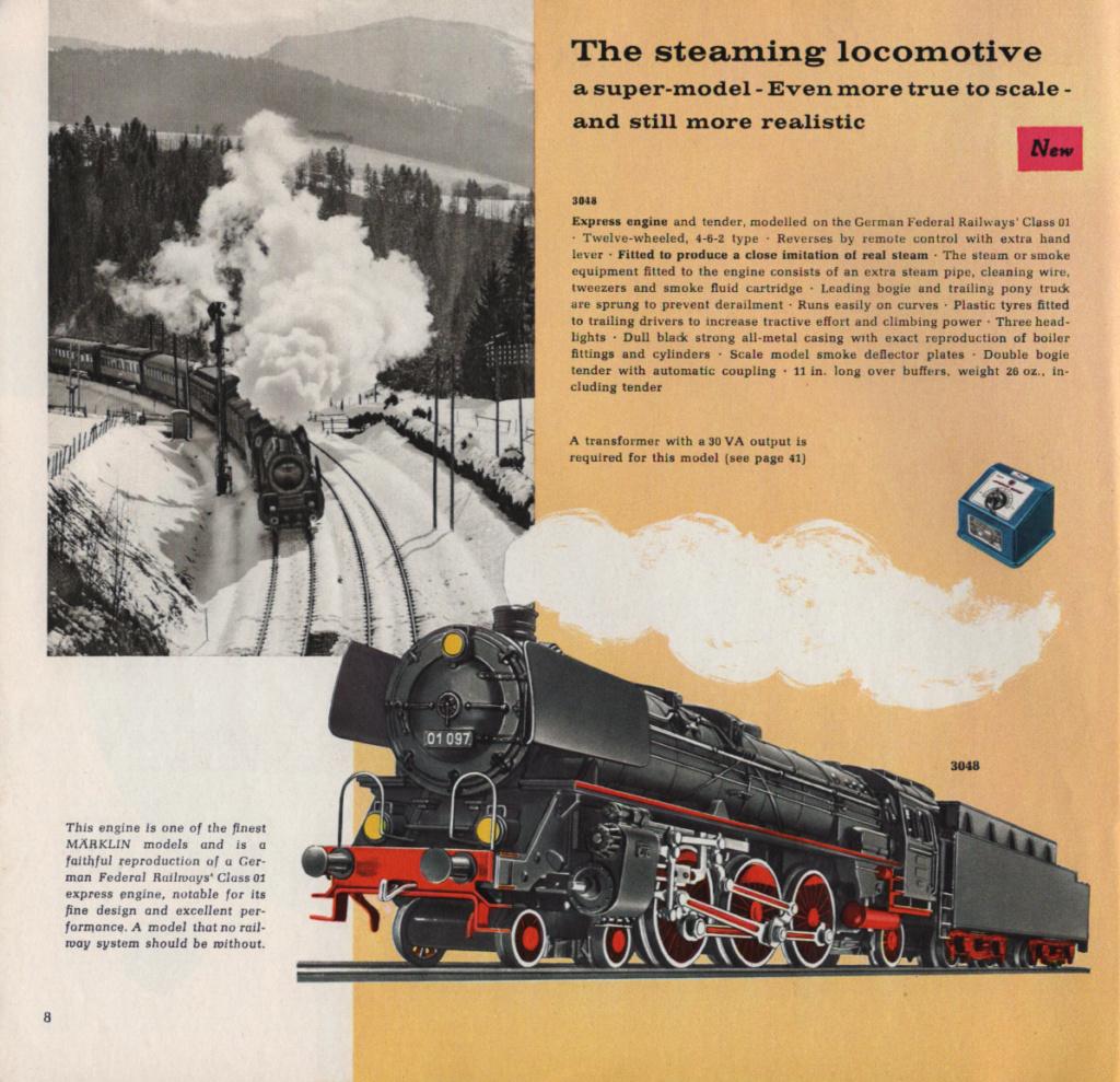 Voies Märklin anciennes et voie VB Trois rails - Page 10 Epson_76