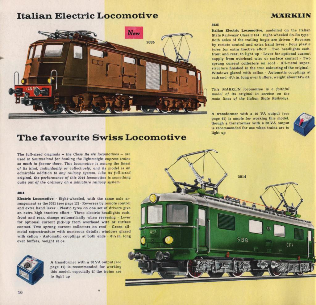 Voies Märklin anciennes et voie VB Trois rails - Page 10 Epson_78