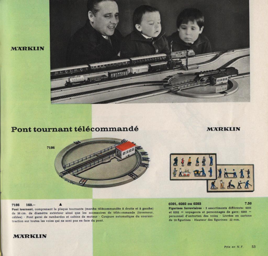 Voies Märklin anciennes et voie VB Trois rails - Page 11 Epson_82