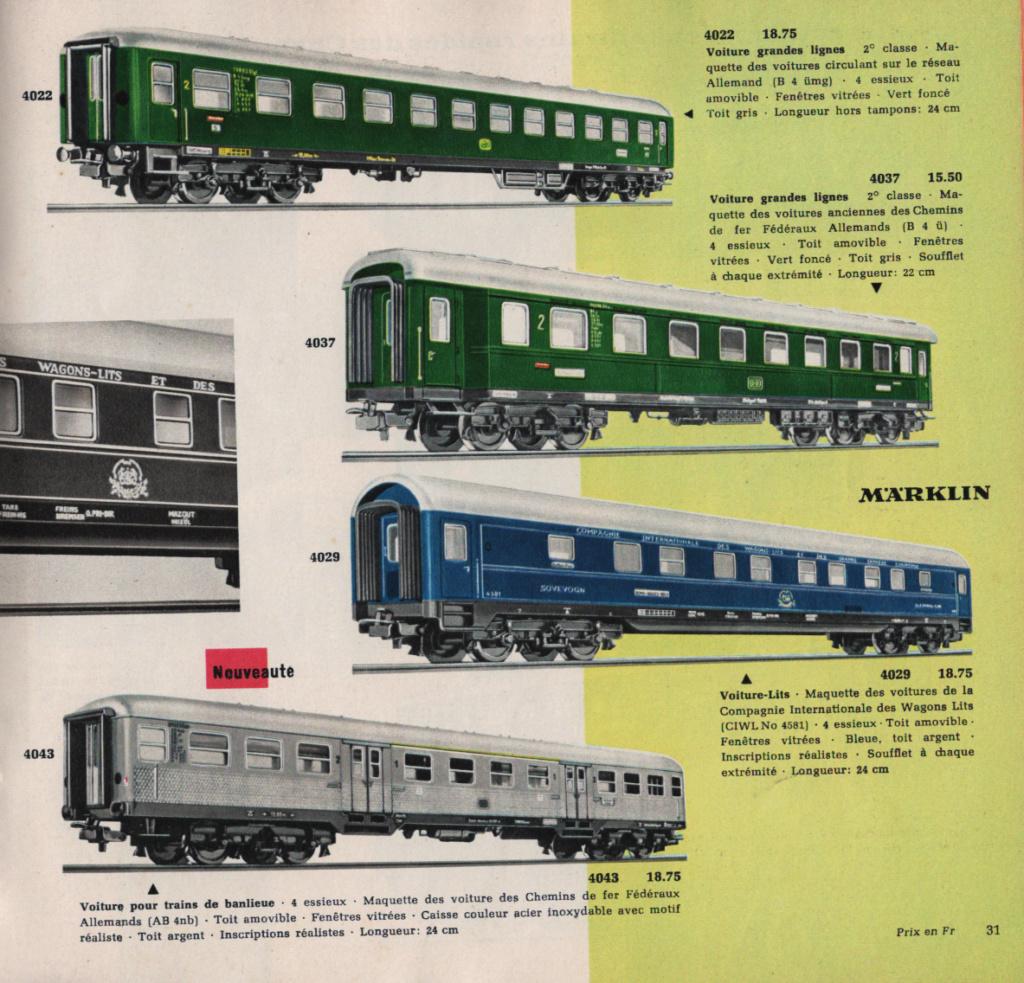 Voies Märklin anciennes et voie VB Trois rails - Page 11 Epson_86