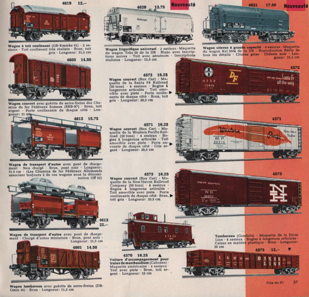 Voies Märklin anciennes et voie VB Trois rails - Page 11 Epson_87