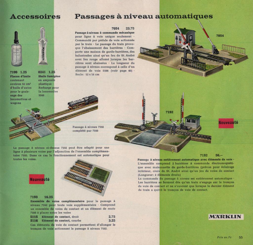 Voies Märklin anciennes et voie VB Trois rails - Page 11 Epson_90