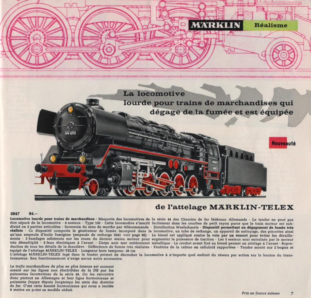 Voies Märklin anciennes et voie VB Trois rails - Page 11 Epson_91