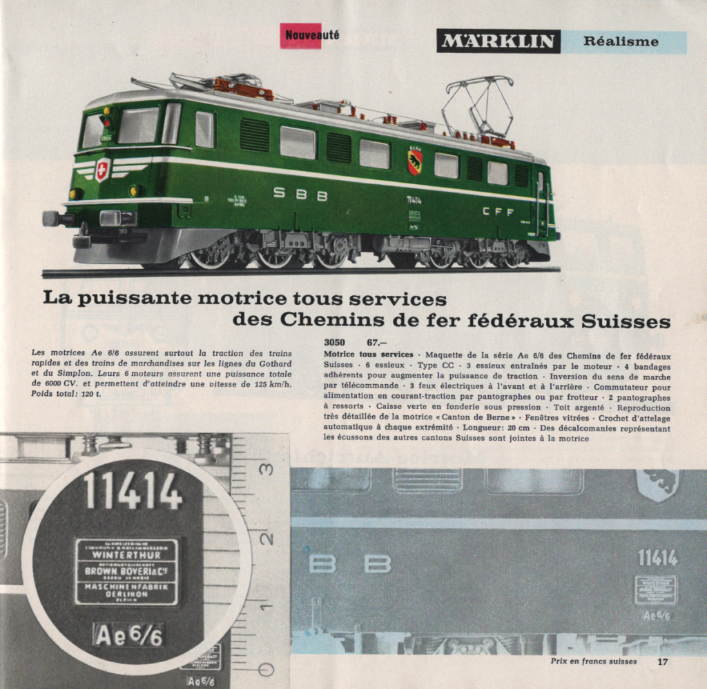 Voies Märklin anciennes et voie VB Trois rails - Page 11 Epson_93