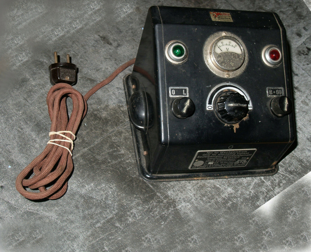 Hornby Meccano et transformateurs  S-l16033