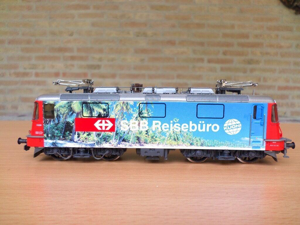 Maintenances et astuces sur locomotives HAG et BEMO S-l16037