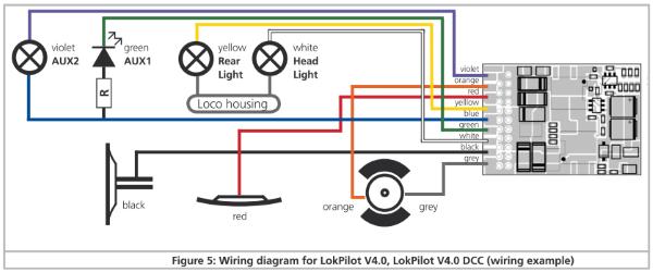 Convertir un réseau ou locos analogique en digital - Page 2 Wiring10