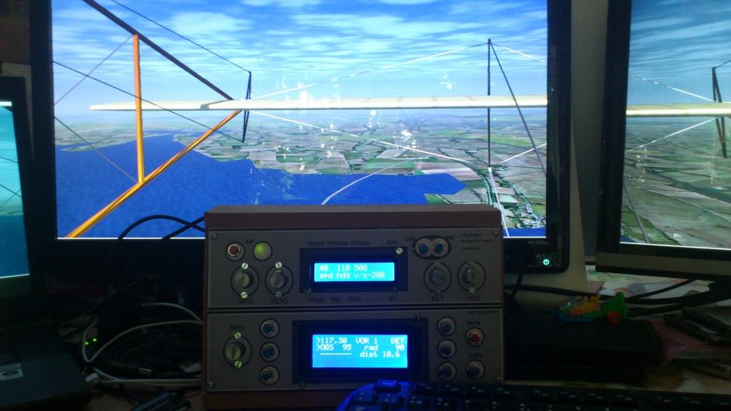 Cockpit virtuel  :  Quelle est votre configuration ? - Page 2 2013-013