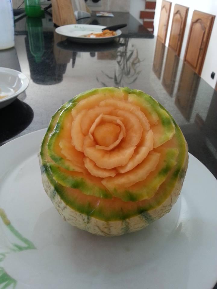 sculpture sur fruit et legume 10168210