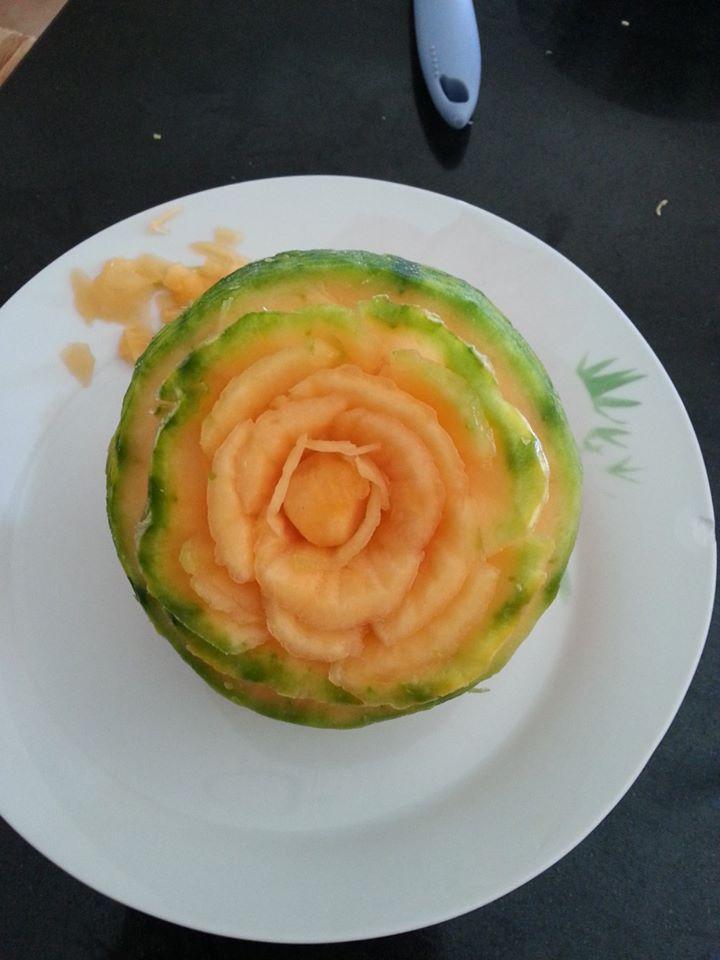 sculpture sur fruit et legume 97204710